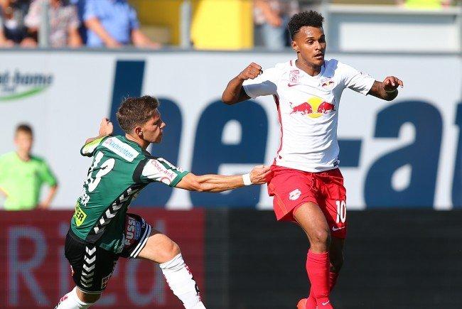 LIVE-Ticker Red Bull Salzburg gegen SV Ried ab 18.30 Uhr.