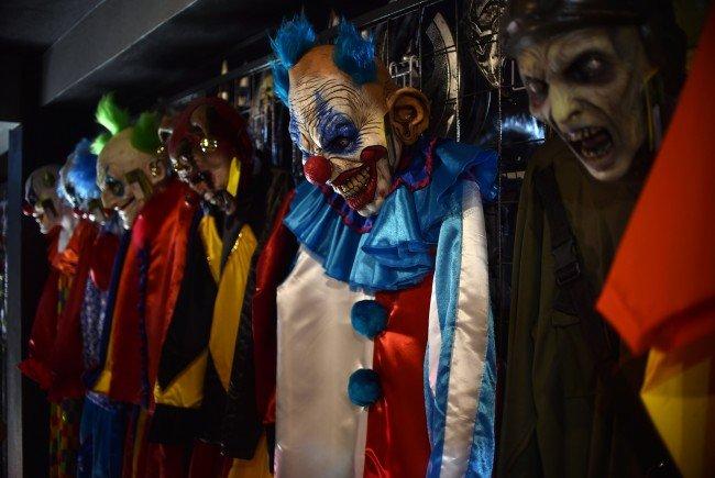 Neue Attacke durch Grusel-Clowns: Ein 33-Jähriger wurde in Deutschland leicht verletzt.