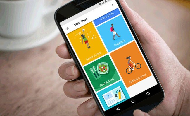"""Die App der Woche: """"Google Trips"""" für Reisende bzw. Touristen"""