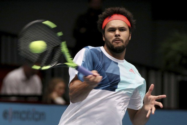 Jo-Wilfried Tsonga trifft beim Erste Bank Open auf Andy Murray