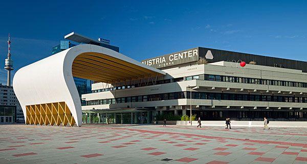 Das Event der MJÖ findet im Austria Center statt