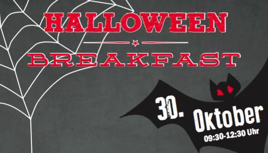 Wir verlosen 4 Plätze für das Halloween-Breakfast im TGI Fridays.