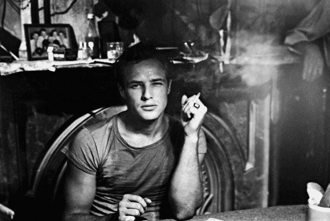 Die Dokumentarschiene der V'16 bietet auch Interessantes zu Marlon Brando