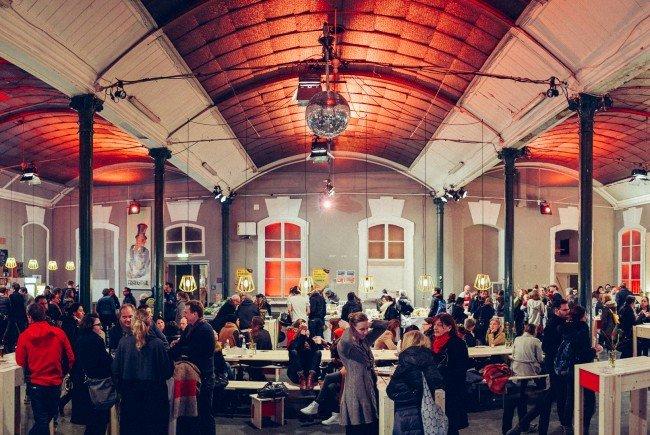Am 11. November startet die Markterei Markthalle in die Saison 2016/17.