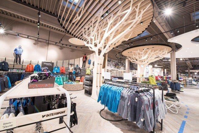 Zwei neue Intersport Stores im Großraum Wien haben eröffnet.