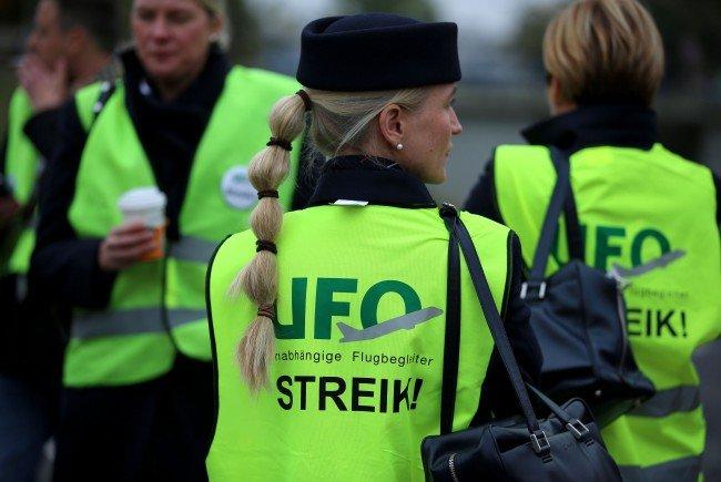 Auch in der kommenden Woche wird bei Eurowings gestreikt