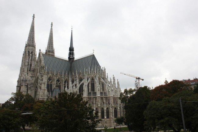 Das Wochenende wird in Wien überwiegend trüb.