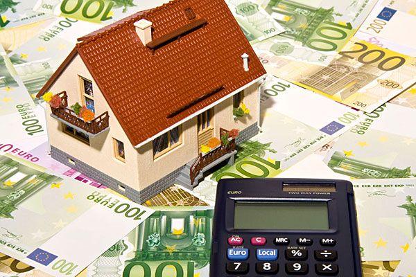 Angebotene Neuwohnungen im Internet um 3,4 Prozent teurer
