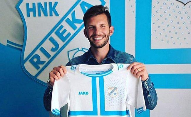 Alexander Gorgon netzt seit Sommer für den HNK Rijeka in Kroatien.