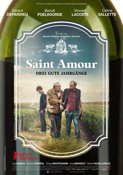 Saint Amour – Drei gute Jahrgänge – Trailer und Kritik zum Film