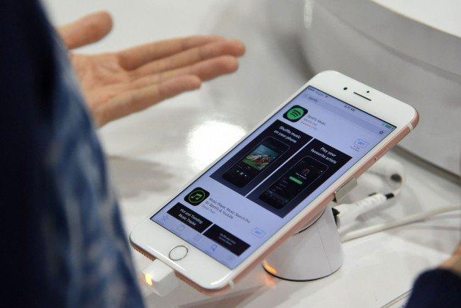 Apple warnt vor seinem neuen iPhone 7.