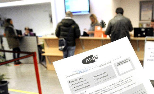 Im September war die Arbeitslosigkeit in Österreich um 0,3 Prozent höher als im Vorjahr.
