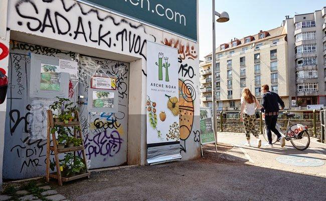 """Vom 13. bis 29. Oktober öffnet der Arche Noah """"pop-up Store"""" wieder seine Türen."""
