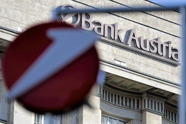Die Bank Austria fährt ein Sparprogramm