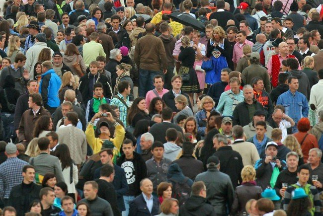 Die Demographie Österreichs verändert sich.