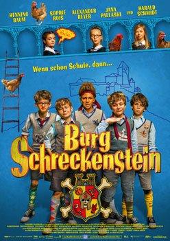 Burg Schreckenstein – Trailer und Kritik zum Film