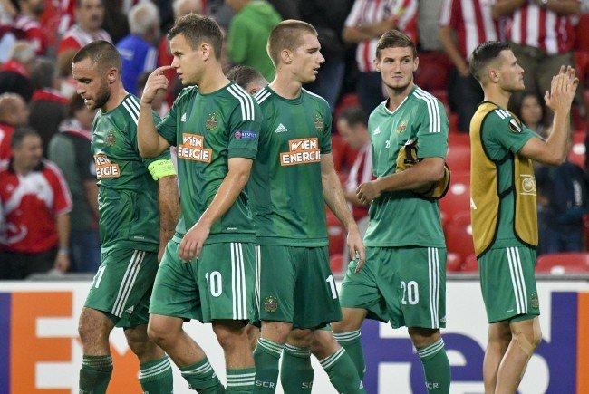 Rapid braucht im Cup gegen BW Linz unbedingt ein Erfolgserlebnis.
