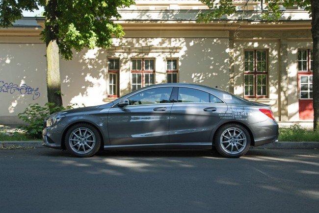 Ab 2017 setzt Car2Go auch Mercedes-Benz Fahrzeuge in Wien ein.