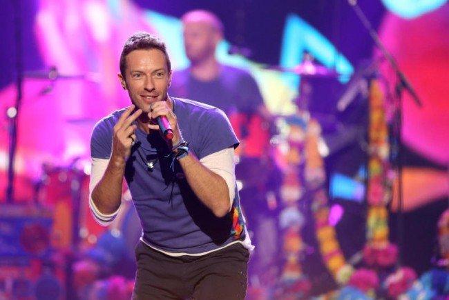 Coldplay kommen auf ihrer Tour auch nach Österreich.