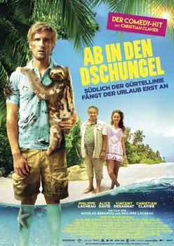 Ab in den Dschungel – Trailer und Informationen zum Film