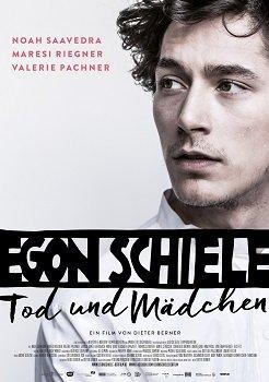 Egon Schiele – Tod und Mädchen – Kritik und Trailer zum Film