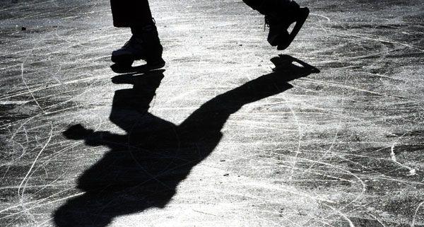 Kostenloses Eislaufen ist an zwei Tagen beim Eislaufverein möglich