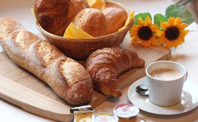 Österreich bleibt ein Frühstücksland.