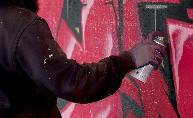 Die Mailänder Polizei ermittelt gegen österreichische Graffiti-Sprayer