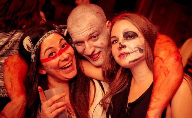 Halloween in Wien - da warten jede Menge Partys, auf denen so richtig abgefeiert wird