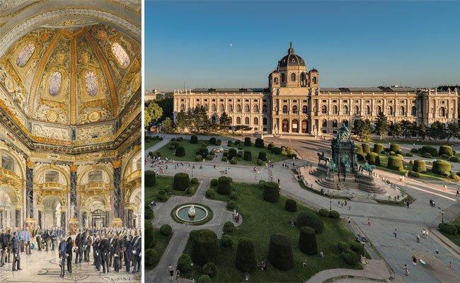 Das Museum feiert 125.-jähriges Jubiläum.
