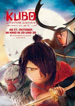 Kubo: Der tapfere Samurai – Trailer und Informationen zum Film