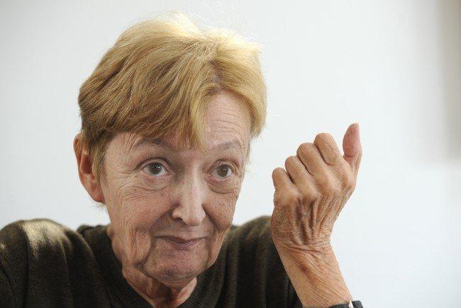 Christine Nöstlinger feiert ihren Geburtstag am 13. Oktober