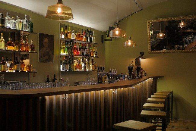 Die neue Bar in Wien-Neubau eröffnet am 14. Oktober.