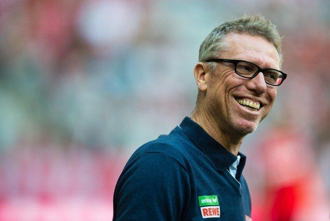 Peter Stöger: Wiener Schmäh in der deutschen Bundesliga.