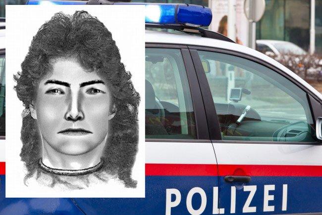 Die Polizei sucht mittels Phantombild nach einem Exhibitionisten