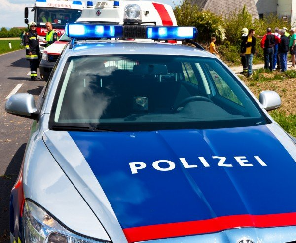 Der Unfall ereignete sich im Bezirk Baden.