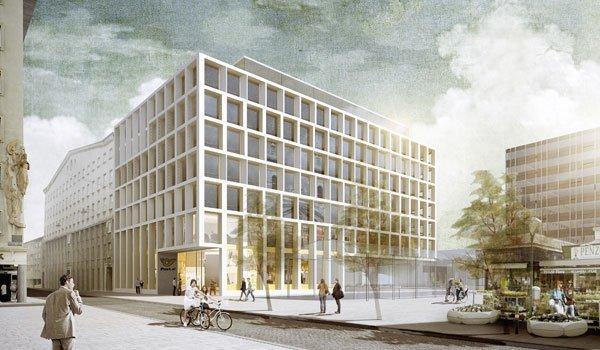 Neue Zentrale im 3. Bezirk.