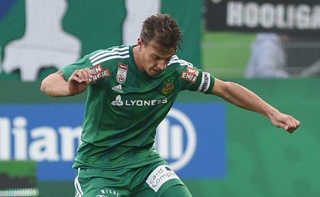 Rapids Stefan Schwab fällt mehrere Monate aus.