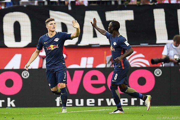 Sabitzer verletzte sich im Bundesliga-Spiel in Wolfsburg