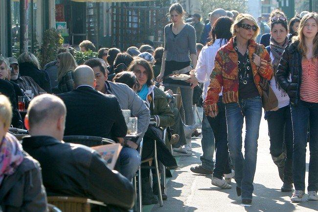 Ein Schanigarten-Beschluss soll am 20. Oktober getroffen werden