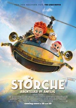 Störche – Abenteuer im Anflug – Trailer und Informationen zum Film