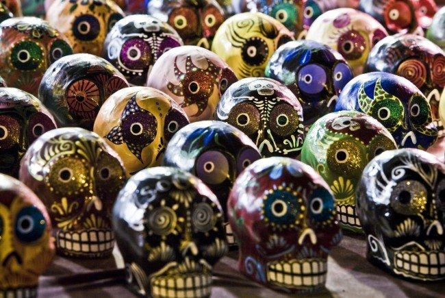 Am 29. Oktober wird das zweite mexikanische Totenfest in Wien gefeiert.