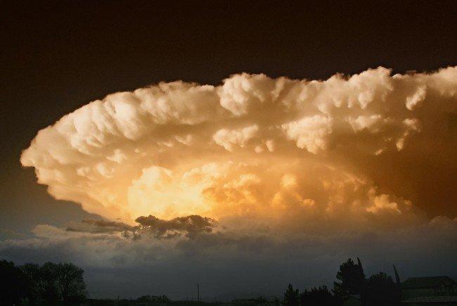 Meteorologen wollen die Vorhersage von Extremwetter verbessern.