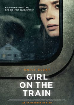 Girl on the Train – Trailer und Kritik zum Film