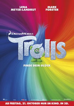 Trolls – Trailer und Kritik zum Film