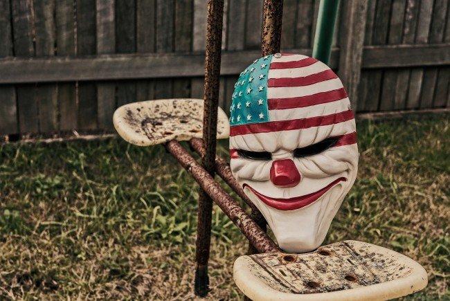 Auch auf einem Wiener Spielplatz wurde ein Horror-Clown gesichtet.