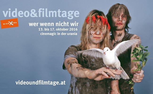 Vom 13. bis 17. Oktober finden wieder die video&filmtage statt.
