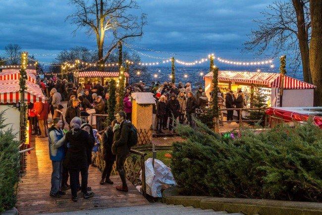Am 11. November 2016 startet der Weihnachtszauber am Wilhelminenberg.