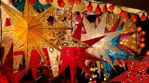 Adventmarkt für guten Zweck im Krankenhaus Göttlicher Heiland