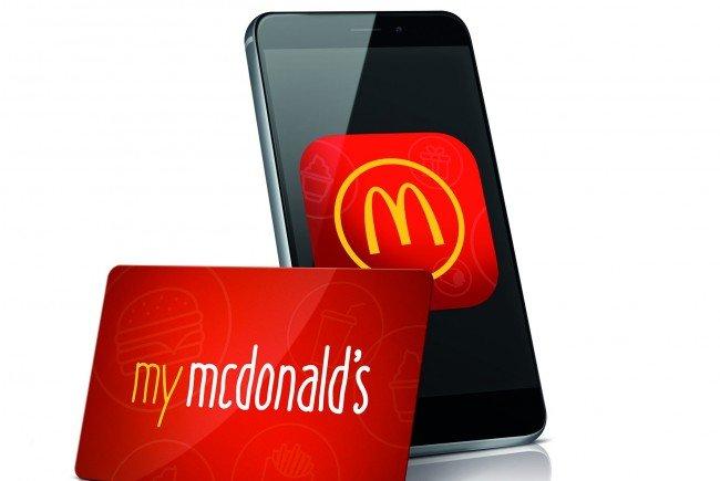 Für Burgerfans gibt es einen Bonusclub bei McDonald's